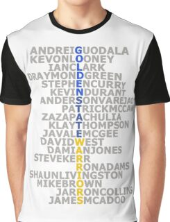 Golden State Warriors Graphic T-Shirt