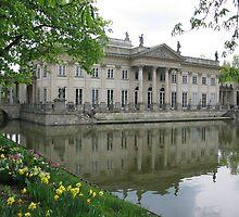 Royal Lazienki, Warsaw by Elena Skvortsova