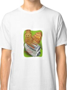 A Toast for Christmas! Classic T-Shirt