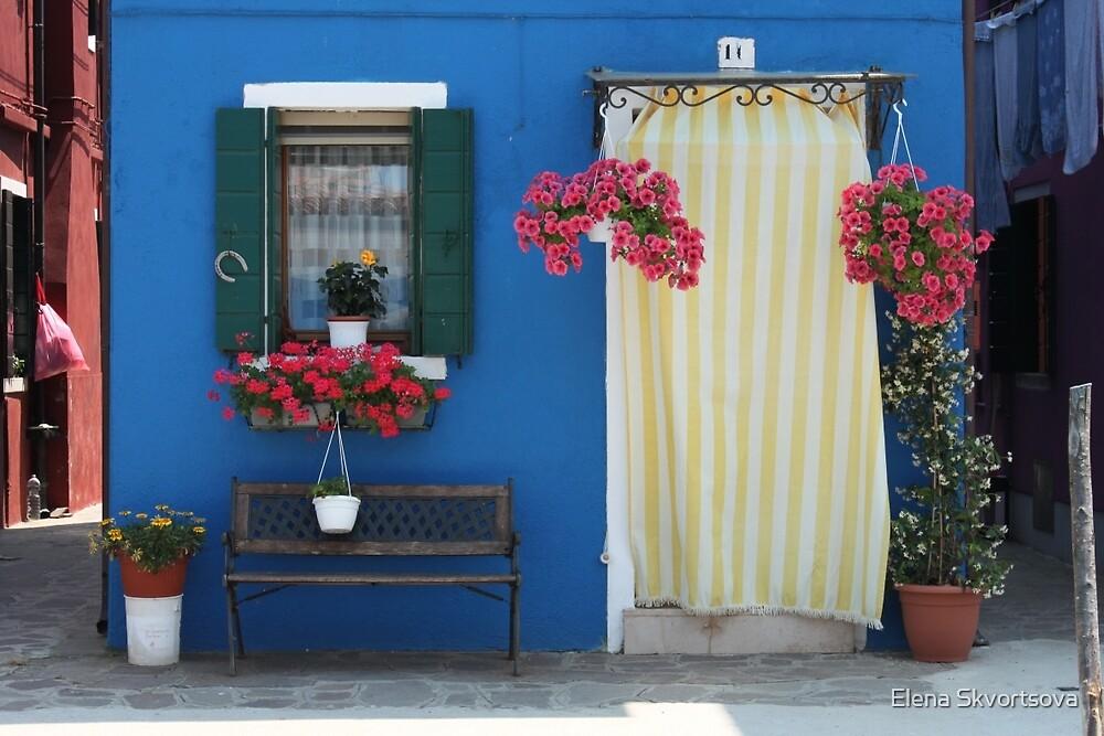 Colors of Burano by Elena Skvortsova