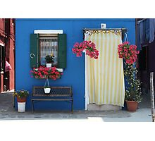 Colors of Burano Photographic Print