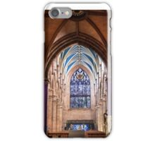 Inside St Giles, Edinburgh iPhone Case/Skin