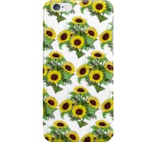 Garden Of Sunflowers  iPhone Case/Skin