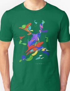Letters Of Meaning   T-Shirt