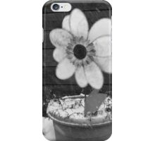 Flowers in the Snowstorm iPhone Case/Skin