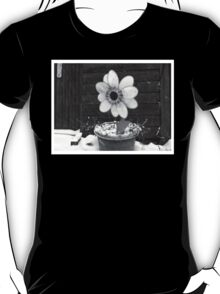 Flowers in the Snowstorm T-Shirt