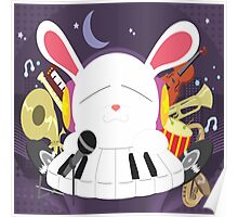 Bunny Musical Dream Poster