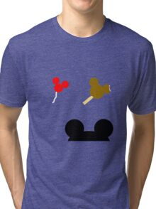 Forms of ears Tri-blend T-Shirt