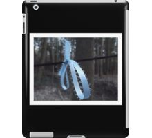 Ribbon in the Wood iPad Case/Skin