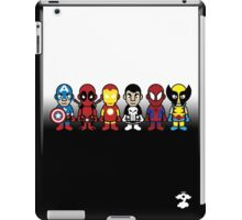 The Super Heroes - Cloud Nine iPad Case/Skin