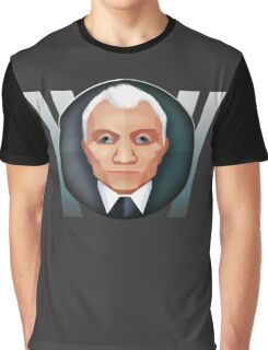 Dr Robert Ford Graphic T-Shirt