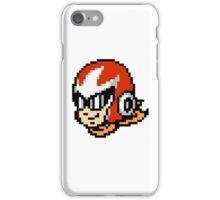 Proto Man - NES Sprite iPhone Case/Skin