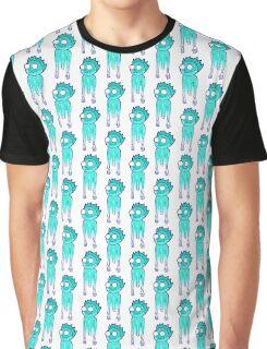 Phantom Morty (Pocket Mortys) Graphic T-Shirt