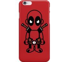 Deadpool - Cloud Nine iPhone Case/Skin
