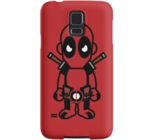 Deadpool - Cloud Nine Samsung Galaxy Case/Skin