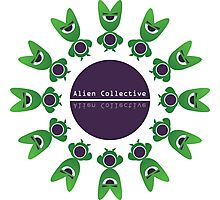 Alien Collective Photographic Print