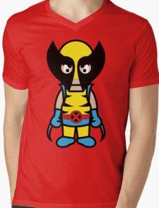 Wolverine - Cloud Nine Mens V-Neck T-Shirt