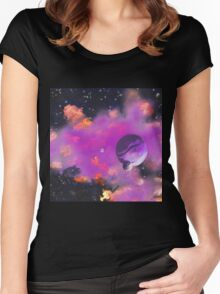 My Space Women's Fitted Scoop T-Shirt