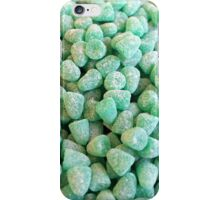 candy background iPhone Case/Skin