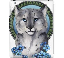 Forget Me Not iPad Case/Skin