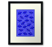 Nits for Kids - A Print of Bats Framed Print