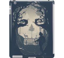 Winter Hunt iPad Case/Skin