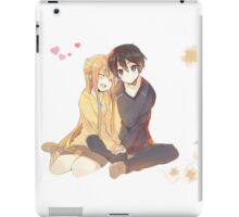 Kirito and Asuna iPad Case/Skin