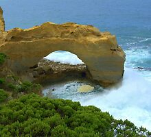 The Arch by Kerry  Hill