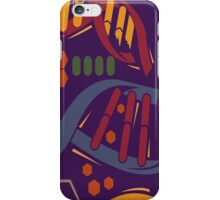 cosima's laptop skin iPhone Case/Skin