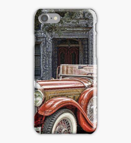 1929 Packard Custom Eight Roadster iPhone Case/Skin