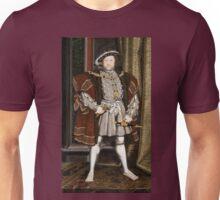 Iconic King Henry VIII Portrait Unisex T-Shirt