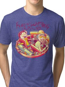 Fear and Loathing at Blips & Chitz Tri-blend T-Shirt