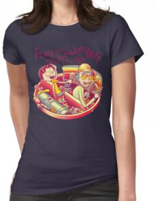 Fear and Loathing at Blips & Chitz Womens Fitted T-Shirt