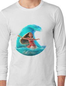 Moana Long Sleeve T-Shirt