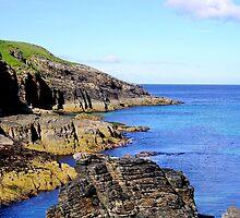 Port Nis Headland by lezvee