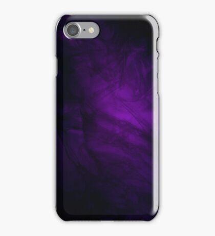 Purple Doppler iPhone Case/Skin