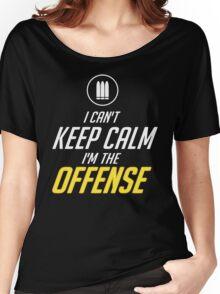 OFFENSE  Women's Relaxed Fit T-Shirt
