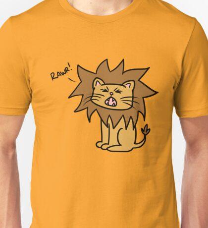 Lion Rawr Unisex T-Shirt