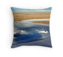 Beach of Dreams Throw Pillow