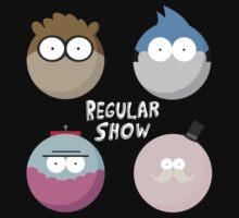 Regular Show: Design 1 Kids Clothes