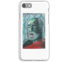 Mourning Father iPhone Case/Skin