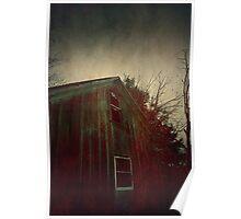 The Bleeding House Poster