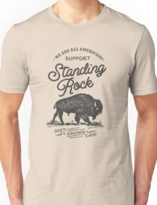 Support Standing Rock : 100% Profits Donated Unisex T-Shirt