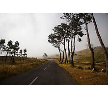 Road to Clouds - Nature Photography Photographic Print