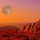 Landscape photo of Mount Barrow Tasmania Australia by fantasytripp