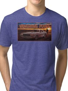 Vanishing Point Tri-blend T-Shirt