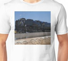 Union Pacific 844 Steam Train Unisex T-Shirt