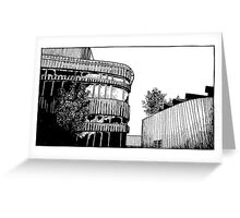 ink Greeting Card