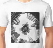 Abstract 3d Cityscape Unisex T-Shirt