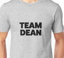 Team Dean-Gilmore Girls Unisex T-Shirt
